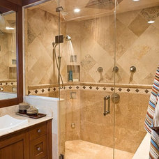 Traditional Bathroom by COVENANT KITCHENS & BATHS INC