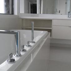 Modern Bathroom by European Spaces