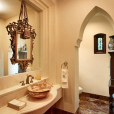 Traditional Bathroom by Braswell Architecture, Inc.