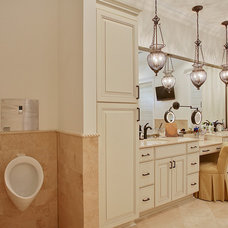 Traditional Bathroom by Vision Investment Group NOLA