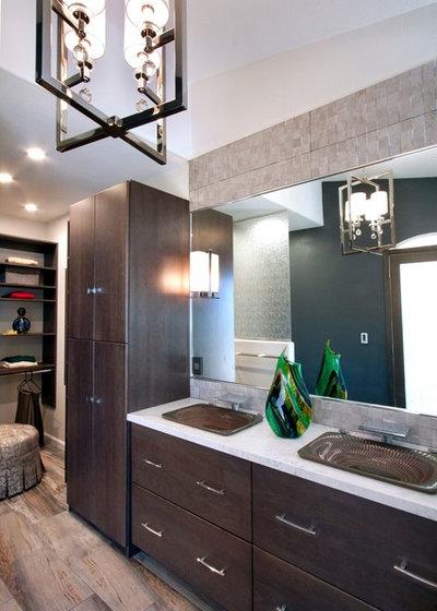 Contemporary Bathroom by Project Guru