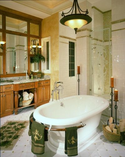 Bathroom By Design bathroom storage: where to keep the towels