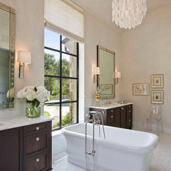 contemporary bathroom by chas architects