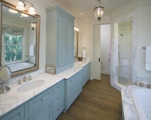 Light blue bathroom home design ideas pictures remodel - Light blue bathroom ideas ...