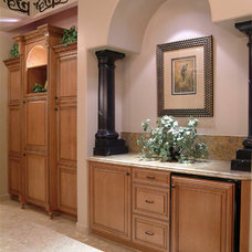 Traditional Kitchen by Cielo Interiors