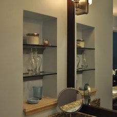 Traditional Bathroom by Copperleaf Partners LLC / Copperleaf Residential