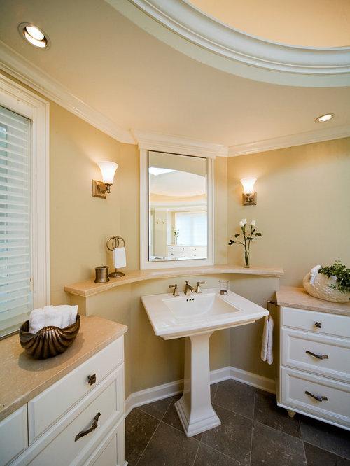 pedestal sink home design ideas pictures remodel and decor 24 bathroom pedestal sinks ideas designs design trends