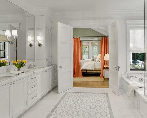 Bagno in camera da letto - Foto e idee | Houzz