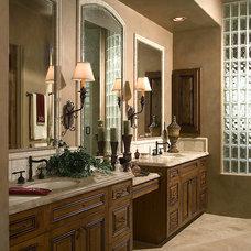 Traditional Bathroom by Designs By Robyn, LLC