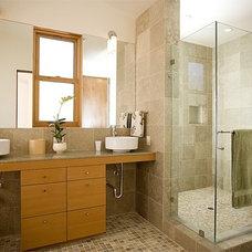 Contemporary Bathroom by Dorman Associates, Inc.