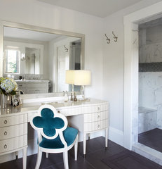 contemporary bathroom by Maya Design Studio