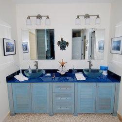 MASTER BATH - Cypress Master Bath Vanity
