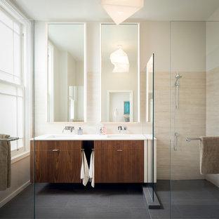 Modern Bathroom Mirrors Houzz