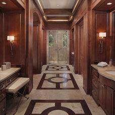 Modern Bathroom by Garrity Design Group
