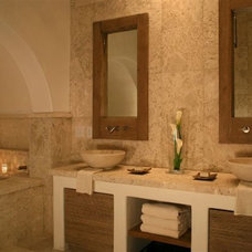 Contemporary Bathroom by Gary Justiss Architect