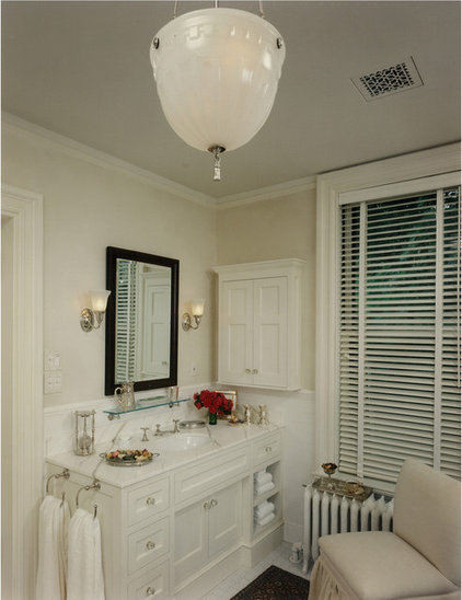 Traditional Bathroom by Giambastiani Design