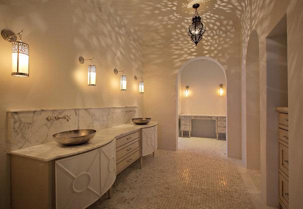 Traditional Bathroom by Hugh Jefferson Randolph Architects