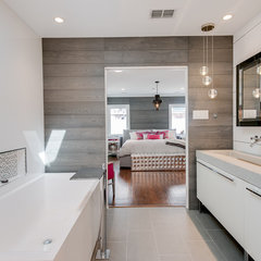 contemporary bathroom Master Bath