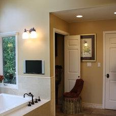 Traditional Bathroom Master Bath