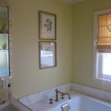 Traditional Bathroom by Heather ODonovan Interior Design