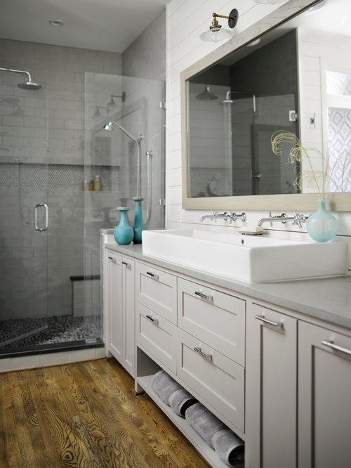 Modern nashville bathroom design ideas remodels photos for Bath remodel nashville
