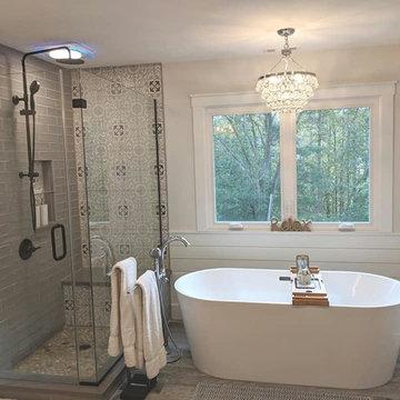 Master Bath in South Boston, VA