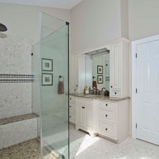 Traditional Bathroom by Euro Stone Craft
