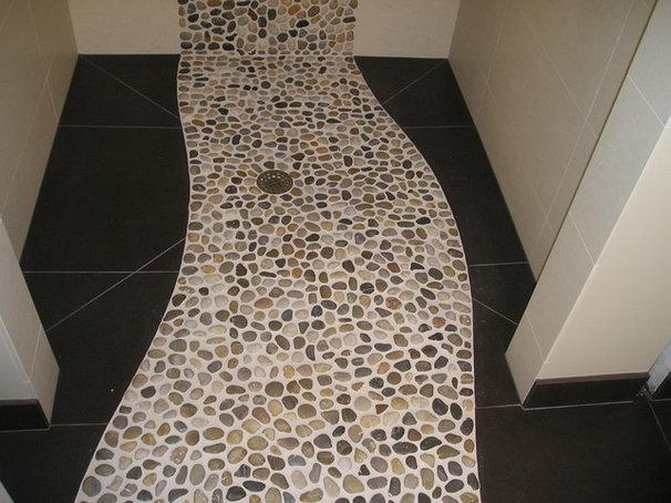 Eclectic Bathroom by Jill Jordan