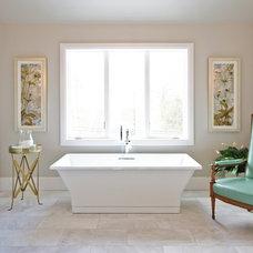 Contemporary Bathroom by Jonna Luxury Homes