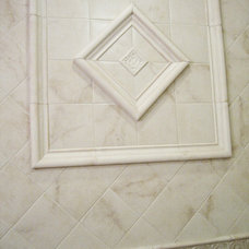 Traditional Bathroom by K & M Designs