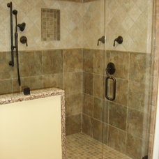 Traditional Bathroom by Valley Remodeling & Restoration