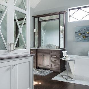 75 most popular bamboo floor bathroom design ideas for - Bamboo flooring in kitchen and bathroom ...