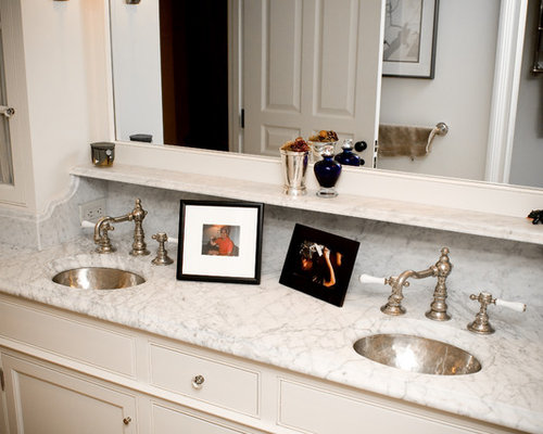 Vanity Shelf Ideas, Pictures, Remodel and Decor