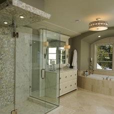 Contemporary Bathroom by Lobkovich Kitchen Designs, Inc.