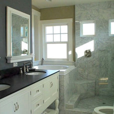 Traditional Bathroom by Madson Design