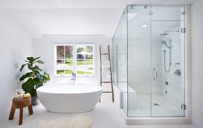 5 pequeñas reformas en el baño y la cocina que harán tu vida más fácil