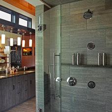 Modern Bathroom by Martin Patrick 3