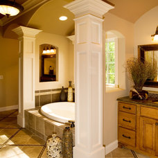 Traditional Bathroom by O'Neal Builders, Inc.