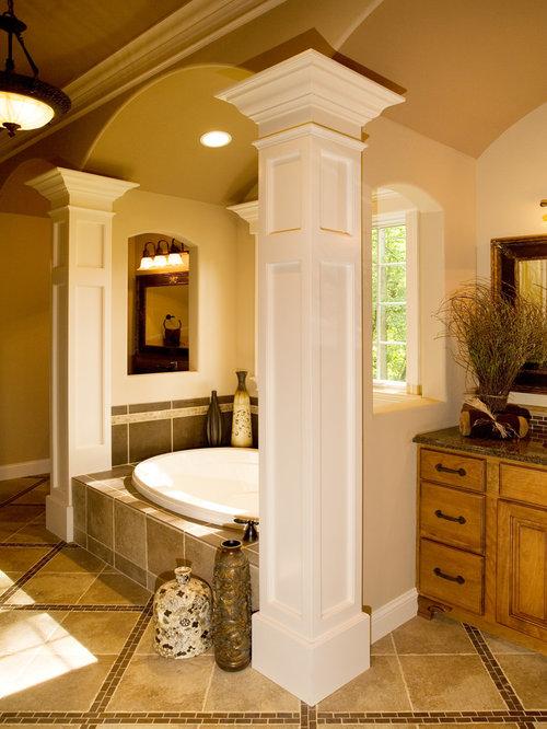 Bathroom Columns Design Ideas & Remodel Pictures   Houzz