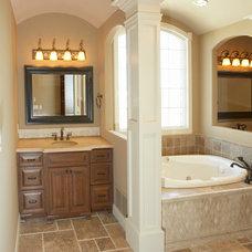 Traditional Bathroom by O'Neal Builders, Inc.