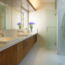 Contemporary Bathroom by Ohashi Design Studio