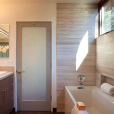 Contemporary Bathroom by Ohashi Design Studio