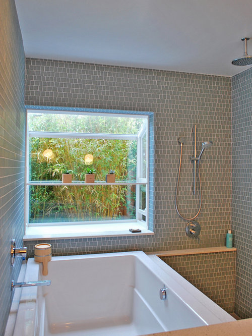 Best tub in bay window design ideas remodel pictures houzz for Bay window remodel