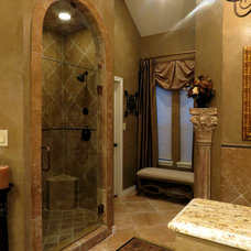 Traditional Bathroom by The Designers Niche