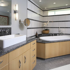 Contemporary Bathroom by Pappas Design
