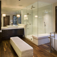 modern bathroom by Paxton Lockwood