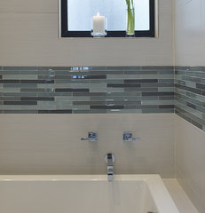 contemporary bathroom by Mark Newman Design