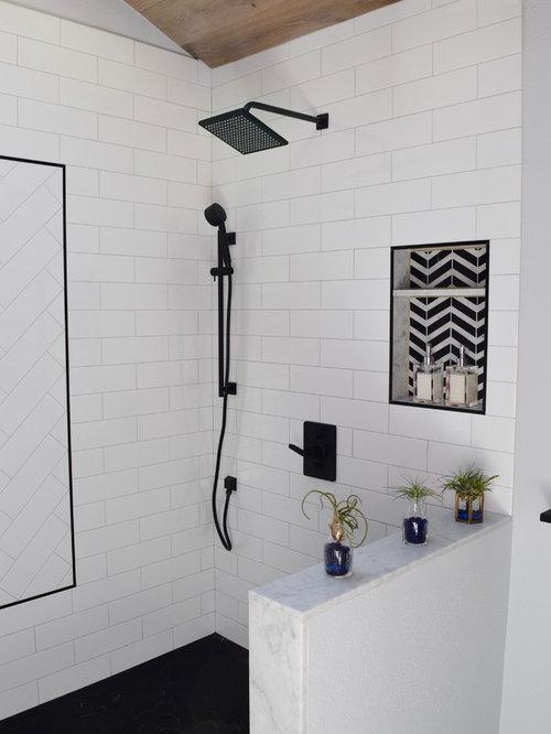 eclectic bathroom design ideas remodels photos