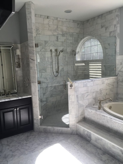 Tampa bathroom design ideas renovations photos for Bath remodel tampa