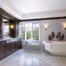 Traditional Bathroom by Built-Rite Remodeling LLC